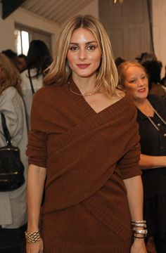 Olivia Palermo attends the Sophia Webster SS17 Presentation during London Fashion Week at Elms Lesters Gallery on September 19 2016 in London England