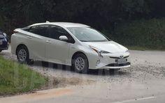 Exclusivo! Flagramos o novo Toyota Prius no Brasil