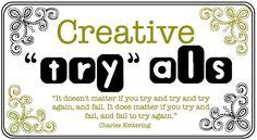 "Creative ""Try""als: Senior Citizen Survival Kit"