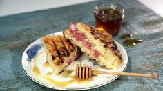 Taleggio and Salami Panini Recipe | The Chew - ABC.com