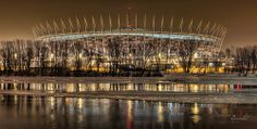 National Stadium - Warsaw, Poland