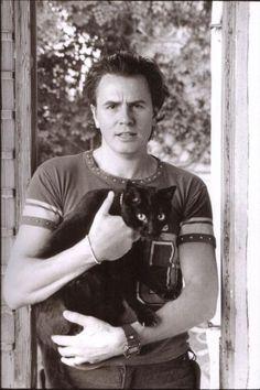 Mr. John Taylor and his Kitty Jack~