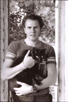 Mr. John Taylor and his Kitty Jack~