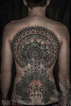 that.. is.. amazing.  Thomas Hooper  Saved Tattoo, NY  savedtattoo.com