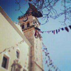Iglesia de Santa María. Villena Medieval 2014 Barrio El Rabal Villena  #VillenaMedieval14 #villena @elrabalvillena #SMTurismo