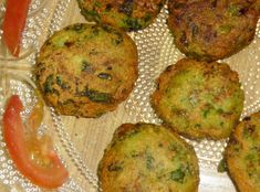 Hara Bhara Kebab is a hearty vegetarian dish filled with spinach, potatoes and peas. It is healthy and yummy as well. It is a great snack for kids as well as for guests. Ingredients for Hara Bhara ...