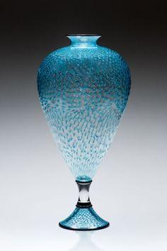 Glass Art ~ Kenny Pieper Hand Blown Art Glass