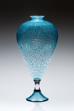 Glass Art ~ Kenny Pieper Hand Blown Art Glass