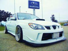 Hawkeye at Toronto Subaru Club Hyper Meet 2011