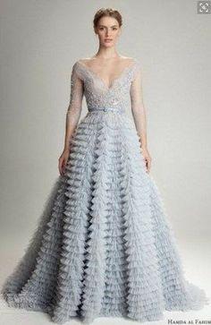 Light Blue Wedding Dress, Blue Wedding Gowns, Bridal Gowns, Blue Weddings, Blue Bridal, Gown Wedding, Wedding Vows, Romantic Weddings, Fall Wedding