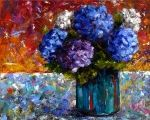 Think Outside the Box ...Painting Format Matters., original painting by artist Karen Margulis | DailyPainters.com