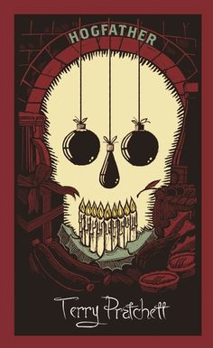 'Hogfather' ('Discworld' series, book 20) by Terry Pratchett. My rating: 4/5