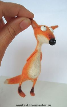 felted toy