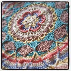 hookybren crochet mandala#Mandalasforwink - #MandalasforMerinke - Madalas for Wink - Mandalas for Marinke