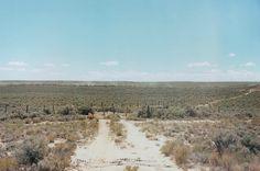Tim Richmond :: LAST BEST HIDING PLACE Roundup, Highway 28, Wyoming