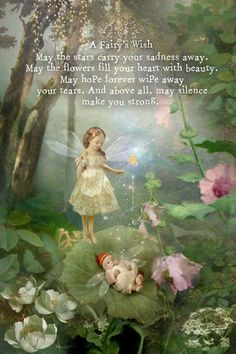 Fairy wishes ~ by Charlotte Bird Elfen Fantasy, Fantasy Art, Oil Paint Effect, Fairy Pictures, Mystical Pictures, Mystique, All Nature, Artist Profile, Flower Fairies
