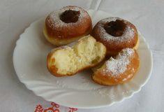 Šišky č. 2 (fotorecept) - recept | Varecha.sk Doughnut, Ale, Deserts, Food, Basket, Desserts, Eten, Ales, Postres