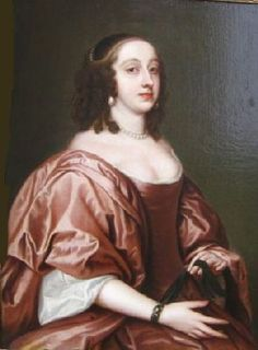 Lady Mary Montgomerie (1642 - 18 November 1703), daughter of Hugh Montgomerie, 7th Earl of Eglinton.  She married George Seton, 4th Earl of Winton on 4 September 1662.