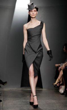 Donna Karen F/W 2012