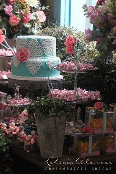 Mini Wedding - Por Letícia Alencar