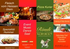 EVENT CATERING PARTY SERVICE Catering, Pizzeria, Party Service, Restaurant, Hummer, Karaoke, Beef, Food, Musica