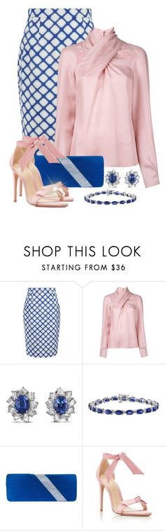 """""""Untitled #1447"""" by gallant81 ❤ liked on Polyvore featuring Jonathan Saunders, Temperley London, Koh Koh and Alexandre Birman"""