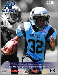 All Pro Youth Football Catalog Cheer Uniforms, Football Uniforms, Football Helmets, All Pro, Custom Football, Youth Football, Sport Wear, Catalog, Sports
