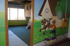 Kids Room Murals Theme Ideas