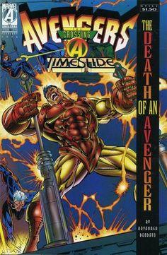 Avengers # 395 by Ed Benes & Tom Palmer