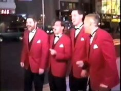 "Barbershop Quartet ACOUSTIX ""COOL YULE"" Holiday Greeting. #coolyule  #christmasmusic #christmassong #learnyourchristmascarols #christmassongs    #christmassong #merrychristmas  #classicjazz #christmascarol  Inspired? More Cool Yule at http://www.learnyourchristmascarols.com/2003/12/its-wictory-wednesday-are-you-in.html #steveallen"