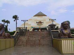 Hard Rock Cafe Myrtle Beach SC