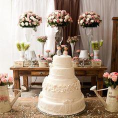 Casamento Bolo de Casamento Cupcake cake