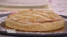 Tarte conversion de Cyril Lignac