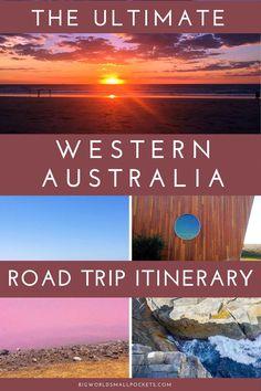 West Coast Australia, Western Australia, Australia Travel, Kalbarri National Park, Road Trip Hacks, Beaches In The World, Water Activities, Free Things To Do, Amazing Destinations