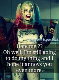 Suicide Squad Poster Joker & Harley Quinn bei Close Up im Shop! - dinnertable Suicide Squad Poster Joker & Harley Quinn bei Close Up im Shop! Bitch Quotes, Sassy Quotes, Badass Quotes, True Quotes, Funny Quotes, Best Joker Quotes, Harly Quinn Quotes, Joker And Harley Quinn, Queen Quotes
