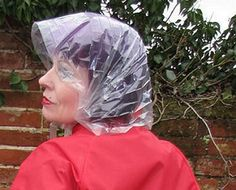 Rain Bonnet, Rain Wedding, Rain Wear, Rain Jacket, Windbreaker, Raincoat, Presentation, Sexy, How To Wear