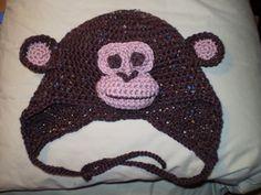 Monkey Face - Free by Darla Ealy