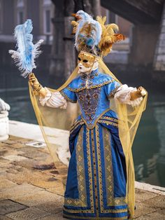 Photos Masques Costumes Carnaval Venise 2017