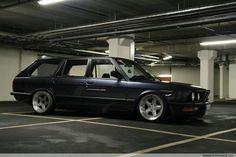 E28 5series wagon