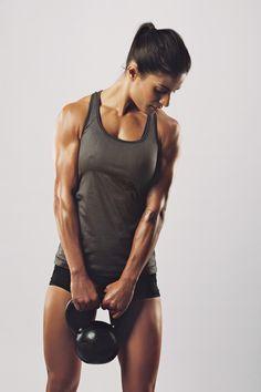 7 Kettlebell Moves That Burn Major Calories