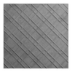 Jethro Macey Waffle Tile £20.00 - Concrete Tiles