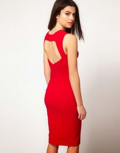 Red Pencil Dress for christmas wear for girls on christmas eve Happy Merry Christmas, Christmas 2014, Christmas Greetings, Red Pencil, Pencil Dress, Christmas Fashion, What To Wear, Girl Fashion, Formal Dresses