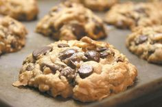 Classic chocolate chip cookies: All-American treat comes in several ...