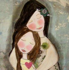 Feliz Dia das Mães, uma homenagem da Fábula <3