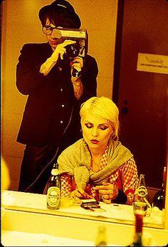 Deborah Harry / Blondie.