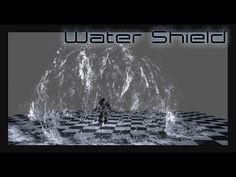 Firefall - Water Shield FX - YouTube
