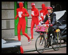 """""""Keep Amsterdam Weird!"""" ; )"""