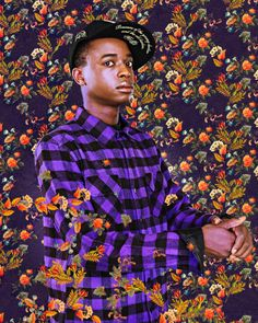 Kehinde Wiley - 25 Awesome Contemporary Portrait Artists | Complex