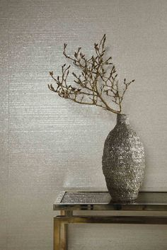 One effective way of changing the way a room looks, is to use wallpaper. Wallpaper can cover a multitude of sins on a wall which does not have a good enough finish simply to emulsion. Glitter Wallpaper, Wall Wallpaper, Painting Carpet, Wallpaper Online, Reception Areas, Curtains With Blinds, Carpet Flooring, Wall Treatments, Designer Wallpaper