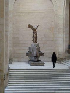 (Victoire de Somathrace, Louvre)